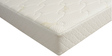 6 inch Latex Memory Queen Mattress in Light Green Color by Springtek Ortho Coir