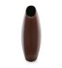 @ Home Brown Ceramic Jharoka Vase