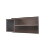 @ Home Candice Vermount Brown Wall Shelf Engineered Wood Key Holder