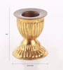 @ Home Gold Iron Traditional Candle Holder