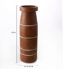 @ Home Multicolour Rosewood Liner Large Vase