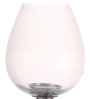@ Home Silver Glass French Candle Holder