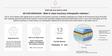 (Pillow Free)  6 Inches Thick Coir Health Plus Posture Latex  Mattress in Cream Colour by Springtek Ortho Coir