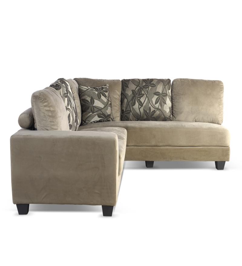 Sofa Set Online: Buy @home Maryland Corner Sofa Set Online