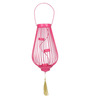 @Home by Nilkamal Pink Maurya Hanging Tealight Holder