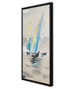 @ Home By Nilkamal Multicolor Canvas 35.43 x 1.81 x 23.62 Inch Framed Painting