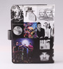 10am Multicolour Ring Bound Coldplay Diary with 100 Sheets