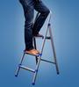 Pull n Dry  Metal 3 Steps 10 FT Ladder