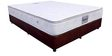 6 Inches Thick Bonnel Spring Pillow Top Mattress in Off-White Colour by Boston