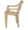 6020 Chair Set of Six in Marble Beige Colour by Nilkamal