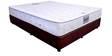 8 Inches Thick Bonnel Spring Mattress in Off-White Colour by Boston