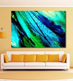 999Store Vinyl 72 X 0.4 X 48 Inch Abstract Painting Unframed Digital Art Print - 1505209