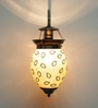 Vipra Wall Light in Brown by Mudramark