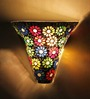 Sumavali Wall Light in Multicolour by Mudramark