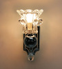 Cuta Wall Light in Transparent by CasaCraft