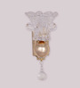 Emilio Wall Light in Transparent by CasaCraft