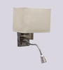 Felciano Wall Light in Brown by CasaCraft