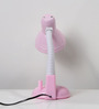 San Mateo Study Lamp in Pink by CasaCraft