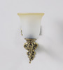 Granby Wall Light in White by Amberville