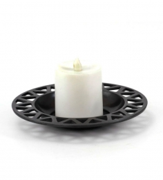Aluminium Candle Holder By Goyal India