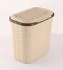 All Time Plastic Beige 7 L Cresta Basket