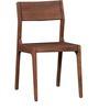Portland Solid Wood Dining Chair in Acacia Wood by Woodsworth