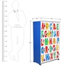 Alphabets Kids Wardrobe by BigSmile Furniture