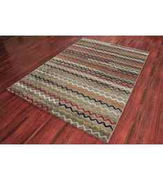 Get best deal for Ambadi Modern Frosty Grey Carpet at Compare Hatke