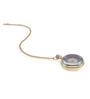 Anantaran Golden Brass Pocket Watch Chain