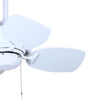 Anemos Chintoo 26  650 MM White Designer Ceiling Fan