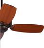 Anemos Chintoo 36  900 MM Walnut Mahogany Designer Ceiling Fan