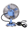 Anemos Retro Designer 230 mm Blue Table Fan