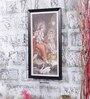 Angel Decor Canvas & MDF 25 x 1 x 14 Inch Bode Framed Digital Art Print