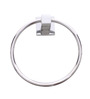 Arrow Metallic Zinc Towel Ring