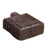 Art of Jodhpur Brown Solidwood  Collectible