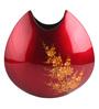 Asian Artisans Multicolour Wooden Flowers Vase