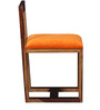 Henderson Dining Chair in Provincial Teak Finish by Woodsworth