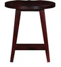 Harrington Stool in Passion Mahogany Finish by Woodsworth