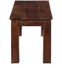 Maritsa Bench in Provincial Teak Finish by Woodsworth
