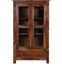 Maritsa Book Case in Provincial Teak Finish by Woodsworth