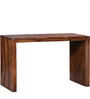 Olney Study Table & Chair in Provincial Teak with Melamine Finish by Woodsworth