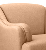 Austin One Seater Sofa in Light Camel Colour by Furny