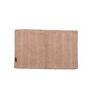 Avira Home Beige Cotton 18 x 30 Bath Mat - Set of 2