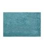 Avira Home Blue Cotton 20 x 20 Bath Mat