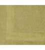 Avira Home Green 100% Cotton 20 x 20 Bath Mat