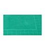 Avira Home Green Cotton 22 x 36 Bath Mat