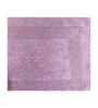 Avira Home Light Pink Cotton 20 x 30 Bath Mat