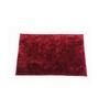 Avira Home Maroon Microfiber 20 x 30 Bath Mat
