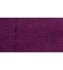 Avira Home Purple 100% Cotton 19 x 31 Bath Mat - Set of 2