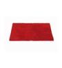 Avira Home Red Cotton 18 x 25 Bath Mat